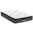 Single Size Pillow Top Foam Mattress 24cm