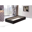 Elden PU Leather Single Bed Frame