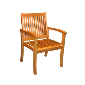Acacia Arm Chair Natural